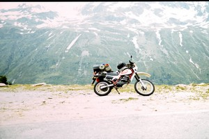 Timmelsjoch 1982